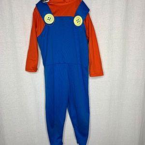 Infant Mario Bros. Halloween Costume
